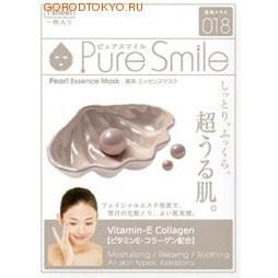 "SUN SMILE 000150 ""Pure Smile"" ""Essence mask"" Регенерирующая маска для лица с эссенцией жемчуга, 23 мл., 1 шт."