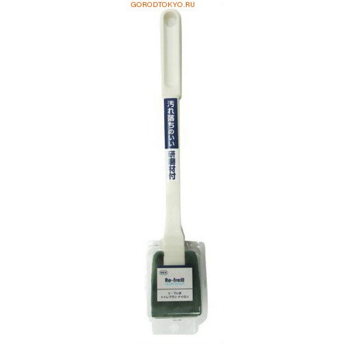 """Ohe Corporation """"Toilet Brush"""" / Губка c ручкой для туалета, жёсткая."""