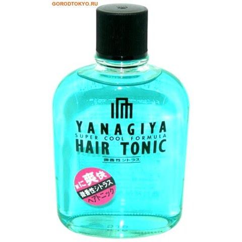 "Yanagiya ""Yanagiya"" Экстра освежающий тоник для волос с ароматом цитрусов, 240 мл. от GorodTokyo"