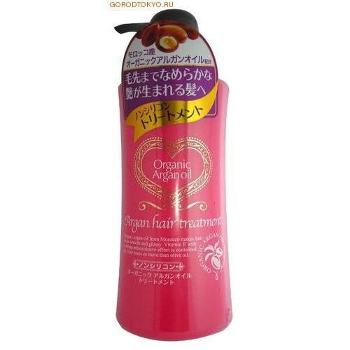 KUROBARA Argan hair shampoo / Шампунь для волос с маслом арганы, 500 мл.
