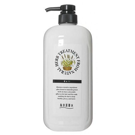 JUNLOVE NATURAL HERB TREATMENT / Маска на основе натуральных растительных компонентов (для сильно поврежденных волос), 1 литр.