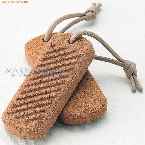 MARNA Керамическая пемза, двусторонняя. Размер: 89х35х13 мм.