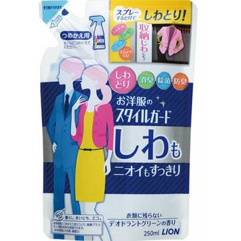 LION Жидкость для одежды разглаживающая складки и удаляющее запах с одежды - для костюмных тканей, 250 мл.