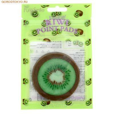 SUN SMILE «Juicy Point Pads» Тонизирующие локальные маски с экстрактом киви, 10 шт. в упаковке.