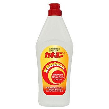 "Kaneyo ""Kaneyon"" Крем чистящий для кухни, с микрогранулами, без аромата, сменная упаковка, 550 гр."