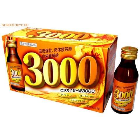 """Kinyo Pharmaceutical """"Секрет бодрой ночи 3000"""" Напиток энергетический негазированный, 100 мл. (фото)"""