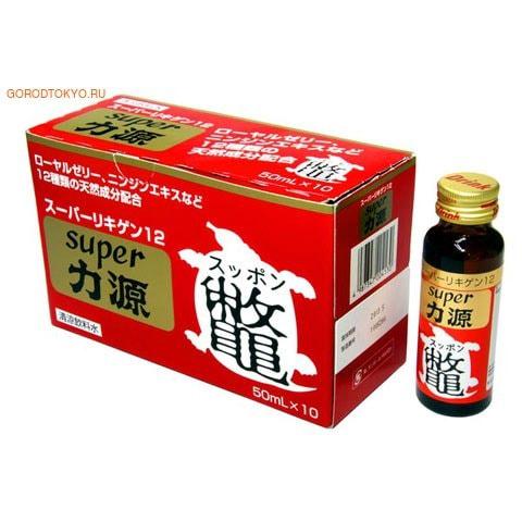 """Kinyo Pharmaceutical """"Секрет долголетия"""" Напиток тонизирующий негазированный, 50 мл. (фото)"""