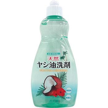KANEYO Жидкость для мытья посуды с натуральным пальмовым маслом, 550 мл.