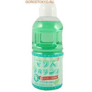 """NISSAN Средство для полоскания рта """"NS FaFa Original"""" с мягким ароматом мяты, 1000 мл."""