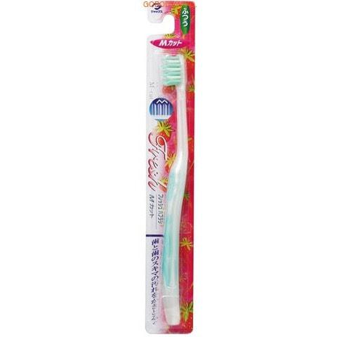 "Dentalpro Зубная щётка ""Fresh M-Cut"", средняя жёсткость."
