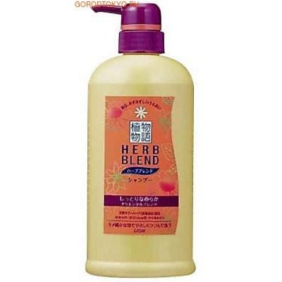 """LION Шампунь для волос """"HERB BLEND -СКАЗКА ТРАВ"""" со сбором восточных трав, 550 мл."""