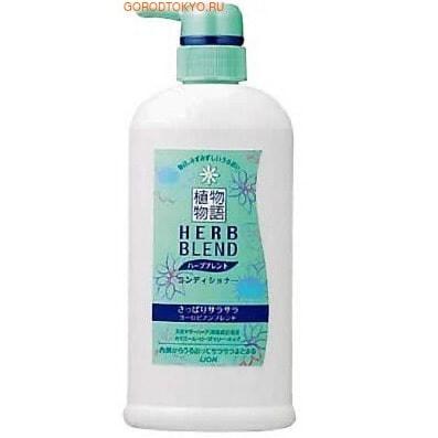 "LION Кондиционер для волос ""HERB BLEND -СКАЗКА ТРАВ"" со сбором европейских трав, 550 мл."