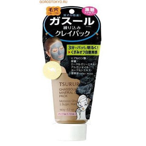 B&C Laboratories TSURURI MINERAL CLAY PACK / Крем-маска для лица с марокканской глиной глиной, 150 гр.