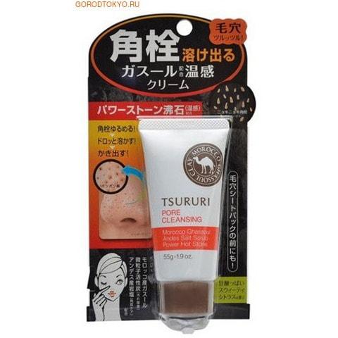 B&C Laboratories TSURURI PORE CLEANSING CREAM / Очищающий поры крем (с термоэффектом), 55 гр.