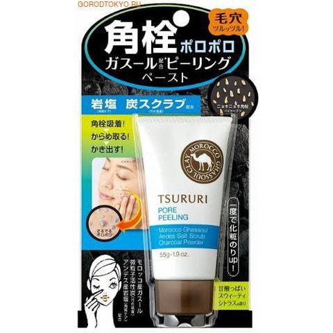"""BCL """"Tsururi Pore Clear Peeling"""" / Очищающий поры пилинг, 55 гр."""