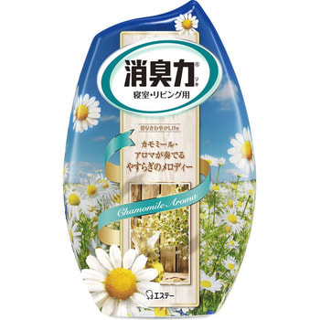 ST «Aroma style» - Жидкий освежитель воздуха для комнаты, нежный аромат ромашки, 400 мл.