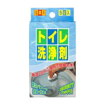 Nagara Средство для чистки и дезинфекции унитазов, 5 таблеток по 4,5 гр.