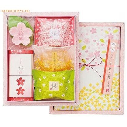 """MASTER SOAP Набор """"Цветы и травы"""".ПОДАРОЧНЫЕ НАБОРЫ МЫЛА<br>Фирменная подарочная упаковка, выполненная в традиционном японском стиле!<br>"""
