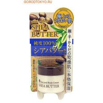 """MEISHOKU """"Remoist Cream"""" Крем для очень сухой кожи лица с маслом дерева Ши, 30 гр."""
