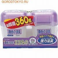 ST «Deo&Scent» - Универсальный поглотитель запахов для дома, лаванда, 360 гр.