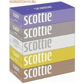 Nippon Paper Crecia Co., Ltd. «Scottie» - Салфетки, двухслойные, 5х200 шт.