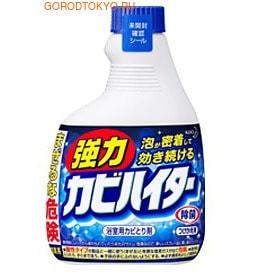 Фото KAO «HAITER» Спрей-пенка для удаления и предотвращения плесени в ванной и на кухне, 400 мл., сменная упаковка.. Купить с доставкой