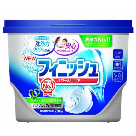 Finish «ECO Clean EX» - Порошок для посудомоечных машин, 700 гр.