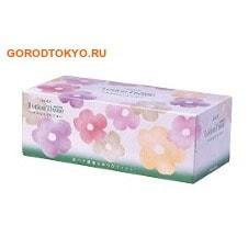 """Kami Shodji """"ELLEMOI - Lotion Tissue"""" Бумажные двухслойные гигиенические салфетки, 1 коробка, 200 шт."""