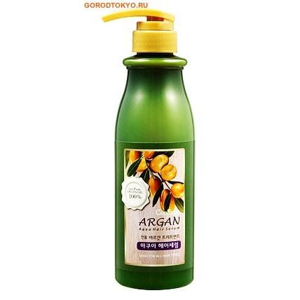 """WELCOS """"Confume Argan"""" Аква сыворотка для волос с аргановым маслом, 500 мл."""