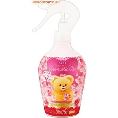 NISSAN Освежитель воздуха с ароматом роз «FaFa Aromatic Air», 370 мл. от GorodTokyo