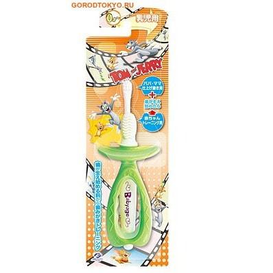 Dentalpro Набор для чистки зубов для малышей (тренировочная щётка и щётка для мамы).