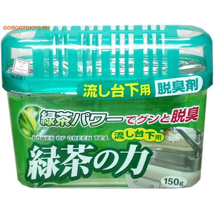 "KOKUBO ""Deodorant Power of Green Tea"" ������� ����������-����������� ���������� ������� ��� �������� � ���������� ������� ���, 150 ��."