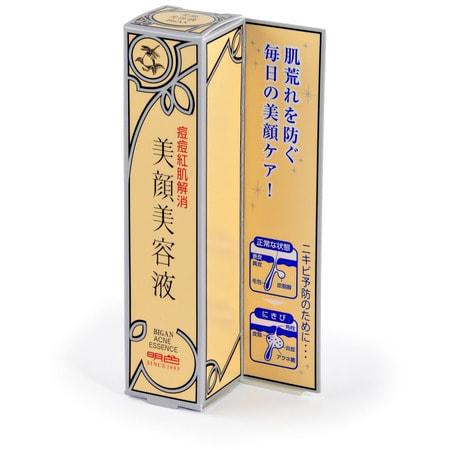 """Meishoku """"Bigansui Acne Essence"""" Эссенция для проблемной кожи лица (локального применения), 15 мл. (фото)"""