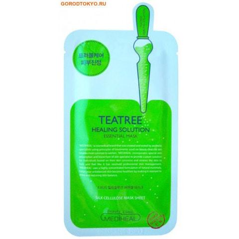 BEAUTY CLINIC Маска для проблемной кожи лица (с маслом чайного дерева), 1 шт.
