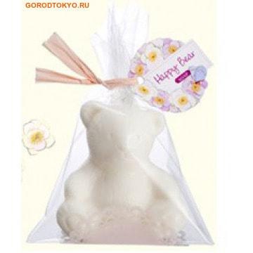"""MASTER SOAP Косметическое туалетное мыло """"Орехи и мед"""" в форме медвежонка, 44 гр."""