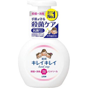 LION Kireikirei Жидкое пенное мыло для рук с ароматом цитрусовых фруктов, 250 мл.Жидкое мыло для рук<br>Пенящееся жидкое мыло с приятным ароматом лимона создает обильную пену, которая бережно очищает и ароматизирует кожу рук, оставляя после мытья ощущение свежести и гладкости кожи.  Содержит мягкие очищающие компоненты природного происхождения, масло лимона и антибактериальный компонент IPMP с высокими очищающими свойствами.   Состав: тимол, метилфенол, PG, гидроксид калия, лаурик, миристин, стеорил, лаурил диметил бетаин, масло розмарина, этанол амин, ароматизаторы, полистироловая эмульсия, EDTA.<br>