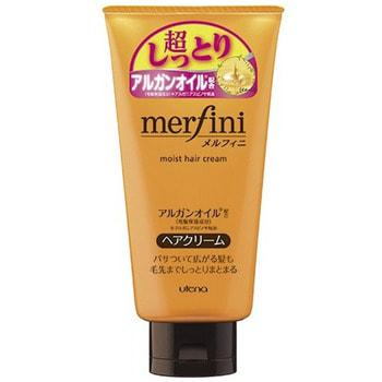 UTENA «Merfini» Увлажняющий крем-молочко для сухих и поврежденных волос с амино-кислотами и растительными маслами, 150 гр.