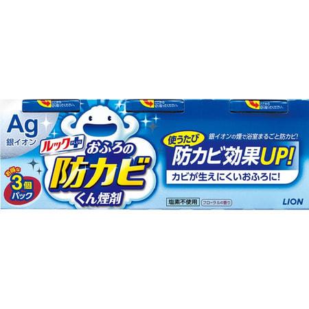 LION «Look» - Средство для выведения плесени и спор во влажных помещениях, 5 гр. х 3 шт.