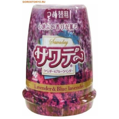 KOBAYASHI Освежитель воздуха для туалета «Kaori Kaoru – аромат белой и лиловой лаванды», 140 гр., сменный блок.