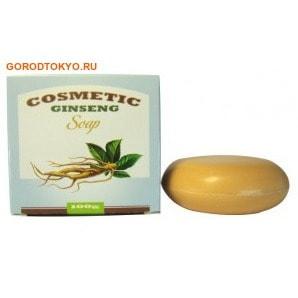 """SEIL TRADE """"COSMETIC SOAP"""" Косметическое мыло для умывания с экстрактом женьшеня, 100 гр."""