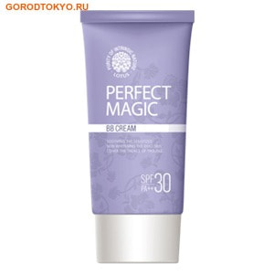 "WELCOS ""Lotus Perfect Magic"" ББ Крем с выравнивающим и матирующим действием, SPF 30 PA++"