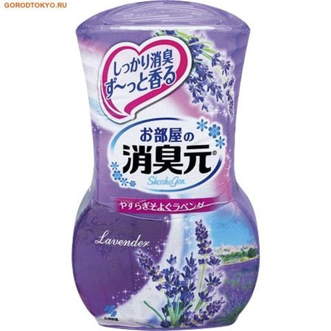 "KOBAYASHI ""Oheyano Shoshugen"" Жидкий дезодорант для комнаты с ароматом лаванды, 400 мл."