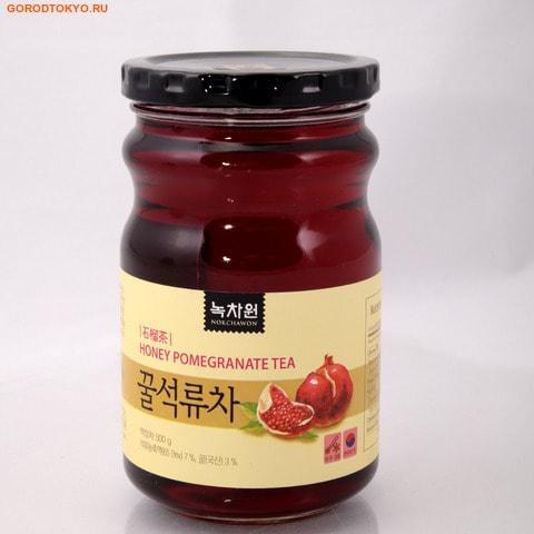 NOKCHAWON Напиток из граната с мёдом, 500 гр.
