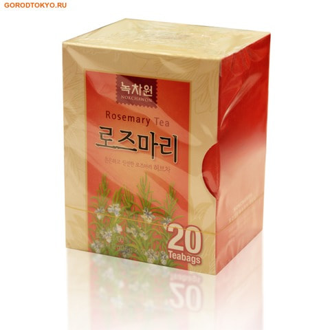 NOKCHAWON Напиток из ройбоса, в пакетиках, 30 гр. (20х1,5 гр.).