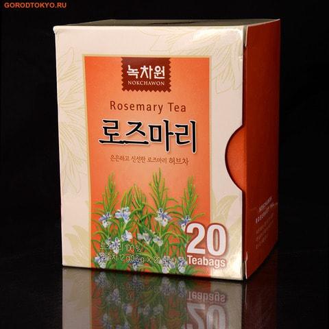 NOKCHAWON Напиток из розмарина, в пакетиках, 12 гр. (20х0,6 гр.).