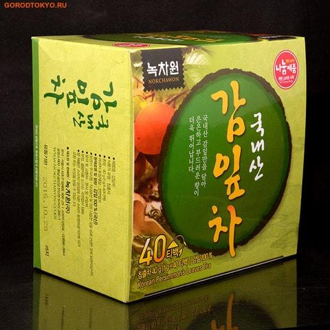 NOKCHAWON Корейский напиток из листьев хурмы, 40 гр. (40х1 гр.).