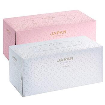 """NEPIA Салфетки бумажные двухслойные """"Japan Рremium"""", 220 шт. в упаковке. (фото)"""