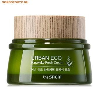 """THE SAEM """"Urban Eco Harakeke Fresh Cream"""" ���� ���������� � ���������� ��������������� ����, 60 ��."""
