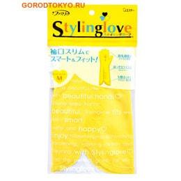"""ST """"Family - Stylinglove"""" Перчатки для бытовых и хозяйственных нужд (винил, средней толщины) размер M, жёлтые. от GorodTokyo"""
