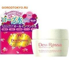 """Cosmetex Roland """"Dew Rossa"""" Гель 5 в 1 для зрелой кожи лица с розовой водой, коллагеном и гиалуроновой кислотой, 80 гр."""